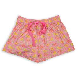 Simply Southern Lounge Shorts - Peachy