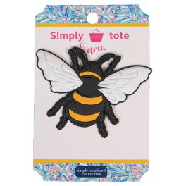 Simply Southern Simply Tote Charm - Bumble Bee