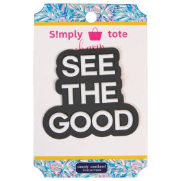Simply Southern Simply Tote Charm - See The Good