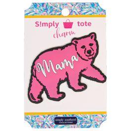 Simply Southern Simply Tote Charm - Mama Bear