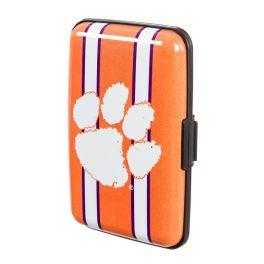 Clemson University Hard Case Wallet