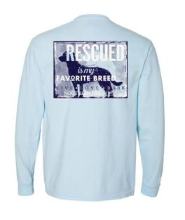 Southern Fried Cotton Rescued Long Sleeve T-Shirt