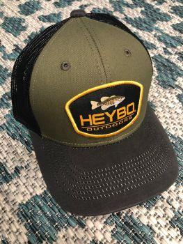 Heybo Bass Patch Meshback Trucker Hat