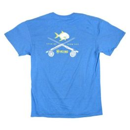 Heybo Permit On Fly T-Shirt