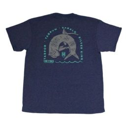 Heybo Tarpon Mural Short Sleeve T-Shirt