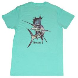 Heybo Sailfish Short Sleeve T-Shirt