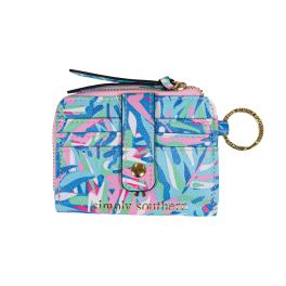 Simply Southern ID Keychain - Abstract