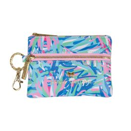 Simply Southern Mini Zip Wallet - Abstract