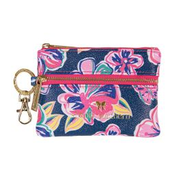 Simply Southern Mini Zip Wallet - Butterfly
