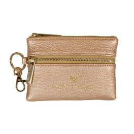 Simply Southern Mini Zip Wallet - Gold