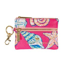Simply Southern Mini Zip Wallet - Shell