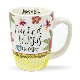 Fueled By Jesus Gift Mug