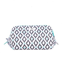 Scout Big Mouth Toiletry Bag - Teal Diamond