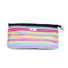 Scout Tight Lipped Makeup Bag - Good Vibrations