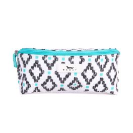 Scout Eye Candy Glasses Case - Teal Diamond