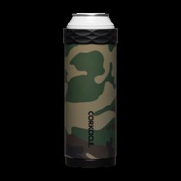 Corkcicle Slim Artican - Woodland Camo