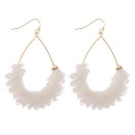 Already Mine Earrings - White