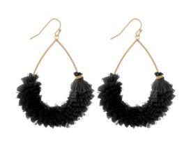 Already Mine Earrings - Black