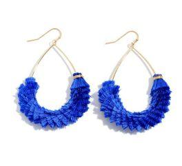 Already Mine Earrings - Blue