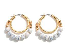 See You Looking Earrings - Gold