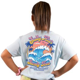 Simply Southern Salty T-Shirt - YOUTH