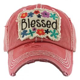 Blessed Hat - Hot Pink