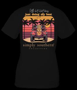 Simply Southern Mess T-Shirt