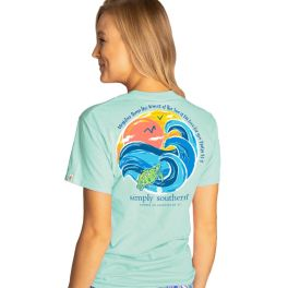 Simply Southern Waves T-Shirt