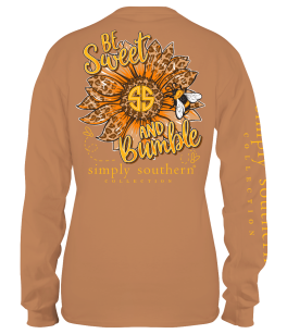 Simply Southern Bumble Long Sleeve T-Shirt