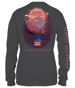 Simply Southern Nature Long Sleeve T-Shirt