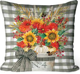 Autumn Arrangement Indoor/Outdoor Pillow