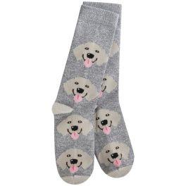 World's Softest Knit Pickin' Rescue Crew Socks - Casey