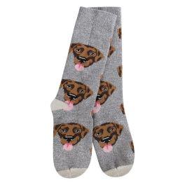 World's Softest Knit Pickin' Rescue Crew Socks - Rex
