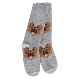 World's Softest Knit Pickin' Rescue Crew Socks - Bo