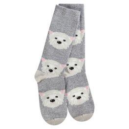 World's Softest Knit Pickin' Rescue Crew Socks - Lola