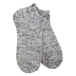 World's Softest Weekend Ragg Low Socks - Rocky