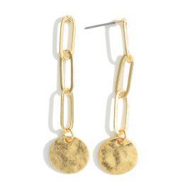 See You Again Earrings - Gold