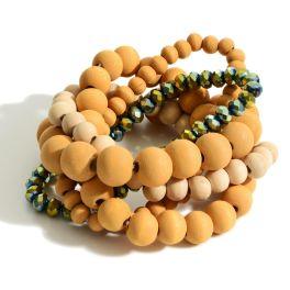 Take My Hand Bracelets - Brown