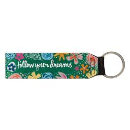 Follow Your Dreams Keychain