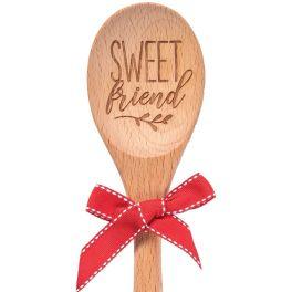 Sweet Friend Sentiment Spoon
