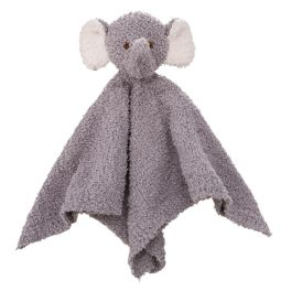 Elephant Vie Luxe Snuggle Buddy - Gray