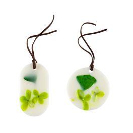 Botanical Wax Satchet Set - Mint