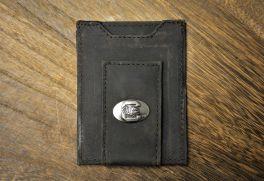 Brown Front Pocket USC Wallet