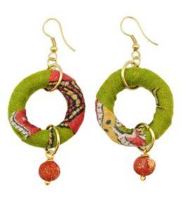 Anju Aasha Drop Earrings - Multi