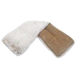 Warmies Marshmallow Neck Wrap - Brown