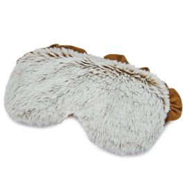 Warmies Marshmallow Eye Mask - Brown