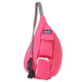 Kavu Mini Rope Bag- Magenta