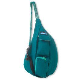Kavu Mini Rope Bag - Paradise Green