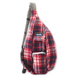 Plaid Rope Bag - Americana