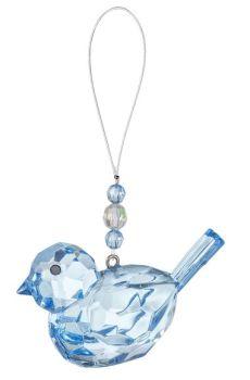 Bluebird of Happiness Acrylic Decorative Ornament